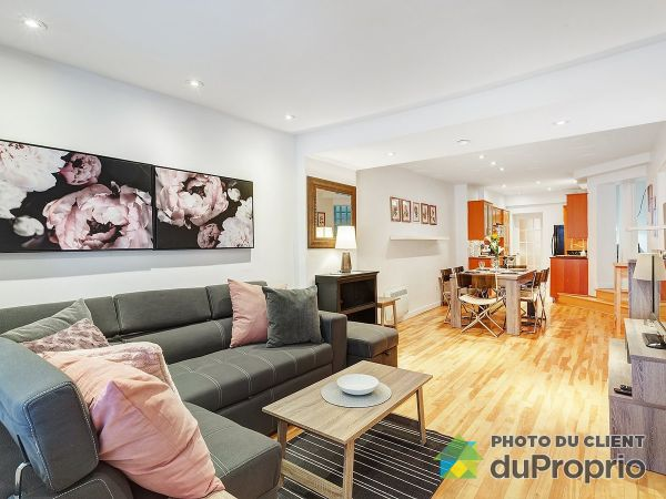 3691 rue Drolet, Le Plateau-Mont-Royal for rent