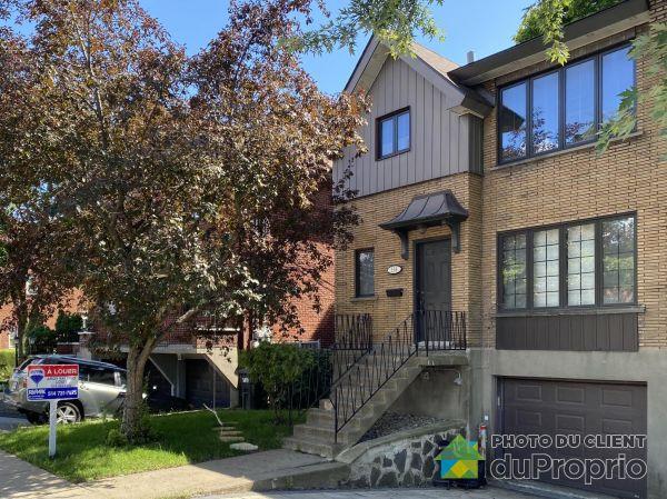 106 avenue Westminster Nord, Côte-St-Luc / Hampstead / Montréal-Ouest for rent