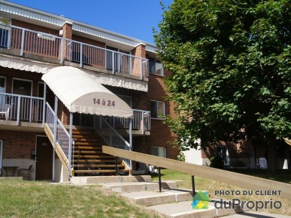Apartment - 18-2 Impasse de l'Archer, Loretteville for rent