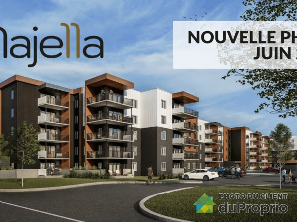 Apartment - 524-1420 Boulevard Pie XI Nord, Val-Bélair for rent