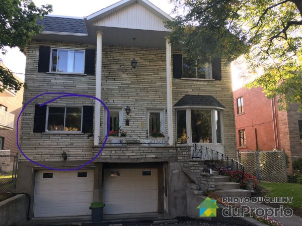 11764 rue Michel-Sarrazin, Ahuntsic / Cartierville for rent