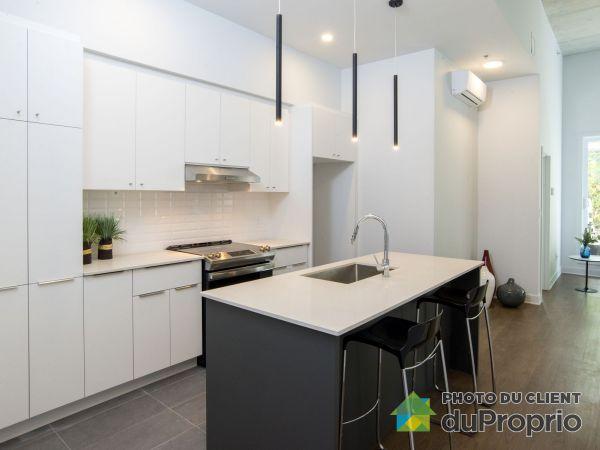 7396, rue St-Hubert - Projet Le Giantonio, Villeray / St-Michel / Parc-Extension à louer