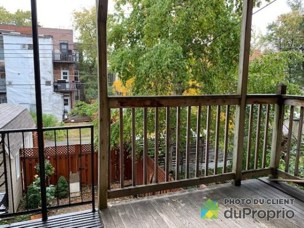 5917 avenue Christophe-Colomb, Rosemont / La Petite Patrie for rent