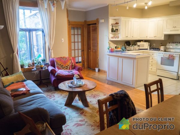 3876 rue Berri, Le Plateau-Mont-Royal for rent