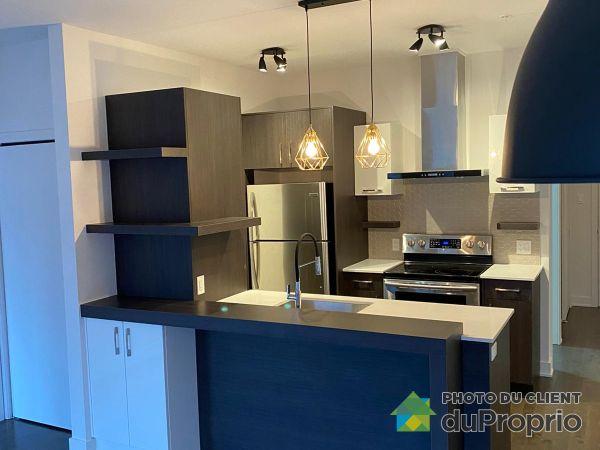 126-5595 rue de Lanaudière, Rosemont / La Petite Patrie for rent