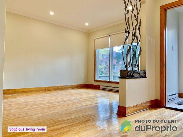 10505 avenue Christophe-Colomb, Ahuntsic / Cartierville for rent