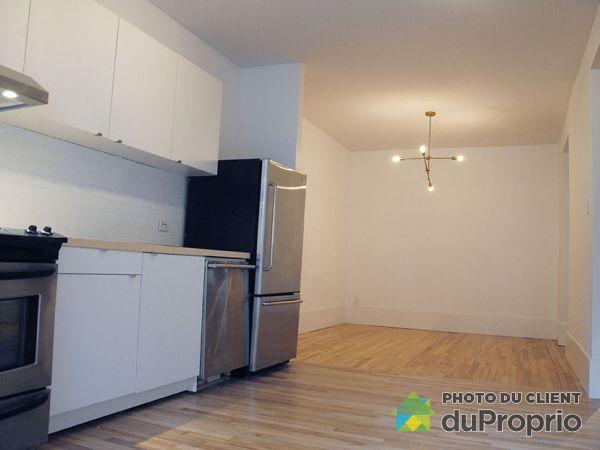 5626 rue de Bordeaux, Rosemont / La Petite Patrie for rent