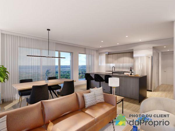 Saphir  appartements - Unité 4 1/2 avec bureau, Lebourgneuf for rent