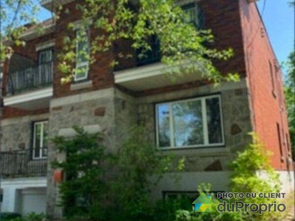 10194 avenue de l'Esplanade, Ahuntsic / Cartierville for rent