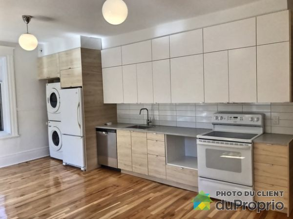 6616 rue Chambord, Rosemont / La Petite Patrie for rent
