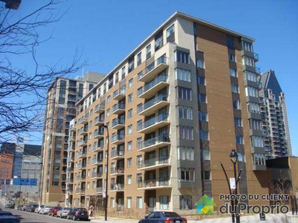 701-651 rue de la Montagne, Ville-Marie (Centre-Ville et Vieux Mtl) for rent