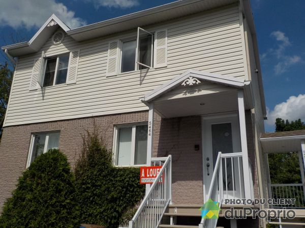5462 rue de la Meuse, Lévis for rent