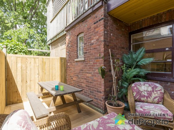 4459 Marquette, Le Plateau-Mont-Royal for rent