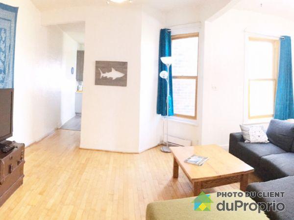 3427 avenue Bourbonnière, Rosemont / La Petite Patrie for rent