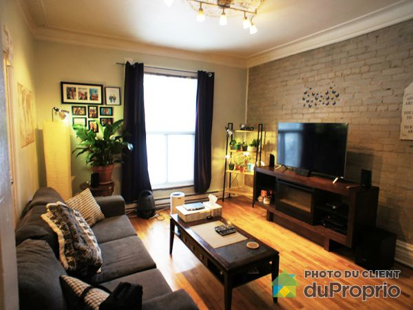4824 rue Jeanne Mance, Le Plateau-Mont-Royal for rent