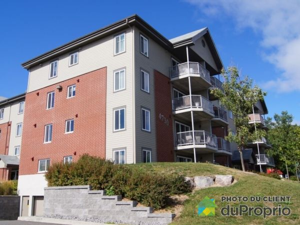 Apartment - 101-4730 Rue Ste-Geneviève, Neufchatel for rent