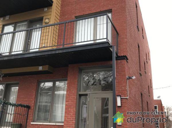 6-7215 avenue Wiseman, Villeray / St-Michel / Parc-Extension for rent