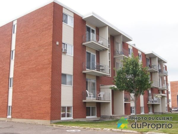 Apartment - 9-4855 4e Avenue Ouest, Charlesbourg for rent