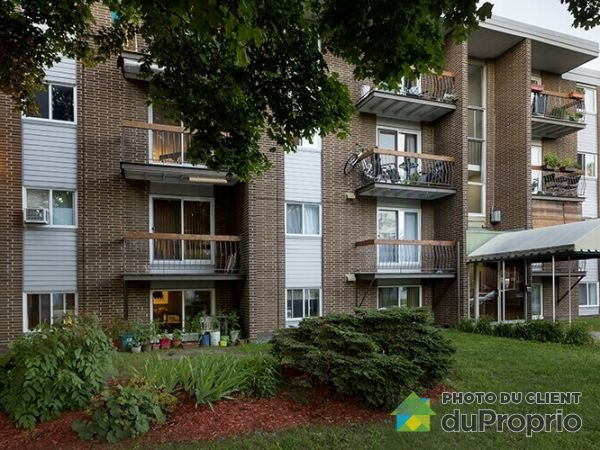 Apartment - 6-2190 Rue Cardinal-Villeneuve, Limoilou for rent