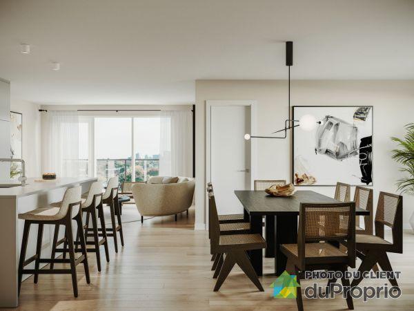 420-1250 avenue Thérèse-Lavoie-Roux - Milhaus - PAR MONDEV, Outremont for rent