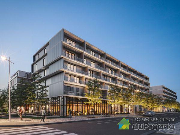 118-1250 avenue Thérèse-Lavoie-Roux - Milhaus - PAR MONDEV, Outremont for rent