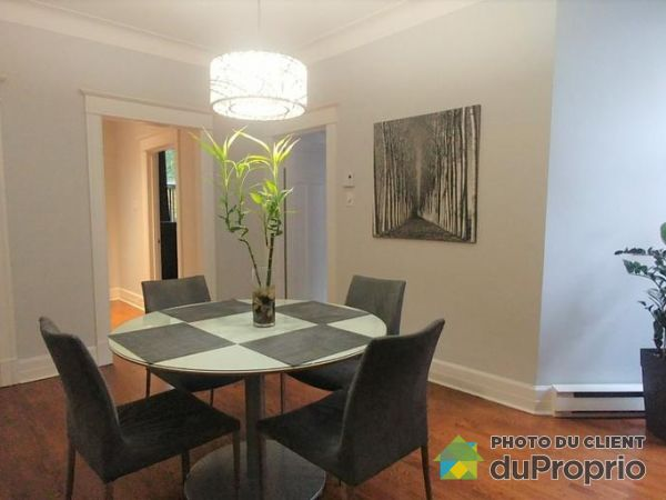 1293 avenue Ducharme, Outremont for rent