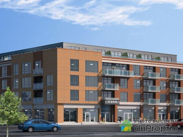 410-5360 rue Sherbrooke Ouest, Côte-des-Neiges / Notre-Dame-de-Grâce for rent