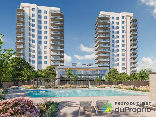 Rubis Condos - Unité 207 - 3647, avenue Jean-Beraud, Chomedey for rent