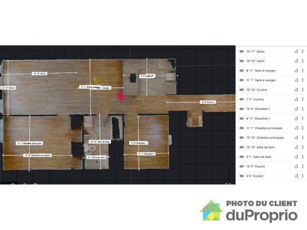 2537 rue Joliette - Unité 1 - Rez-de-Jardin, Mercier / Hochelaga / Maisonneuve for rent