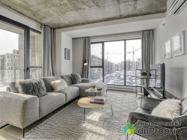 601-1375 rue des Bassins, Griffintown for rent