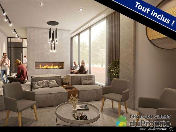 1000, avenue de la Croisée - Rez, Terrebonne (Lachenaie) à louer