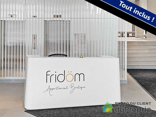 1000 avenue de la Croisée - Fridöm, Terrebonne (Lachenaie) for rent