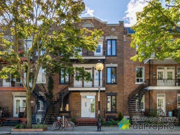 4544 rue Messier, Le Plateau-Mont-Royal for rent