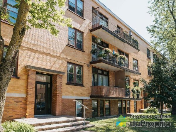 Apartment - 2-1185 Avenue Brown, Limoilou for rent