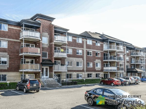 Apartment - 409-650 Rue Francis-Byrne, Charlesbourg for rent