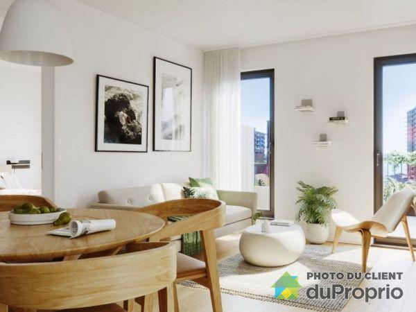 8405 rue Saint-Charles - 3 ½ - Le Mellem, Brossard for rent