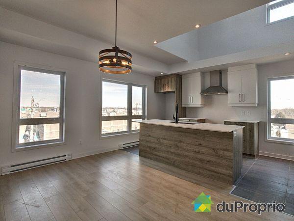 Kitchen - 385 montée Sanche - 3½ - Par Logis Mirabel, Boisbriand for rent