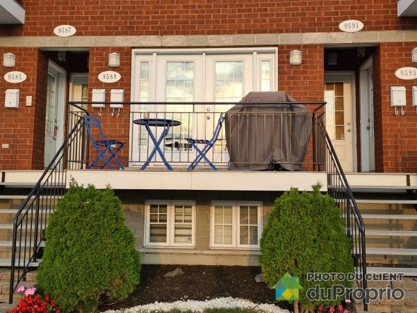 9589 rue Bellerive, Mercier / Hochelaga / Maisonneuve for rent
