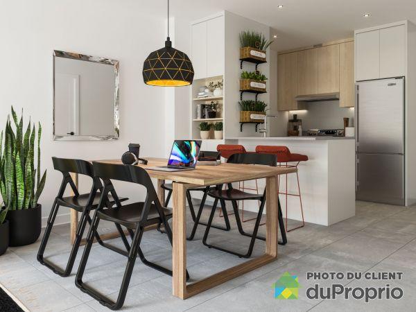 Espace Montmorency (Yimby) 4 ½ - Par Groupe Sélection, Laval-des-Rapides for rent