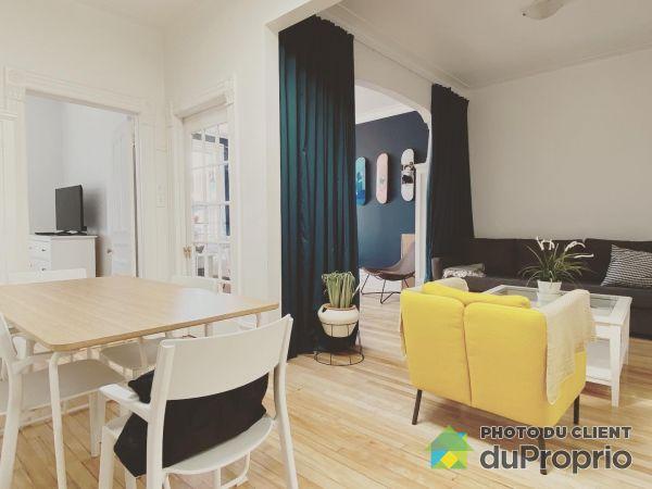 761 avenue Mont-Royal Est, Le Plateau-Mont-Royal for rent