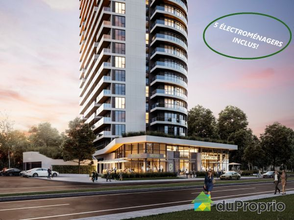 3405, boulevard le Carrefour - Central Parc Laval Phase 2, Chomedey à louer