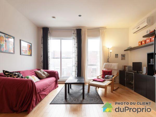 205-451, avenue Ogilvy, Villeray / St-Michel / Parc-Extension à louer