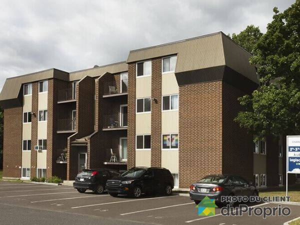 Apartment - 102-7701 Rue Charles-Poiré, Lévis for rent