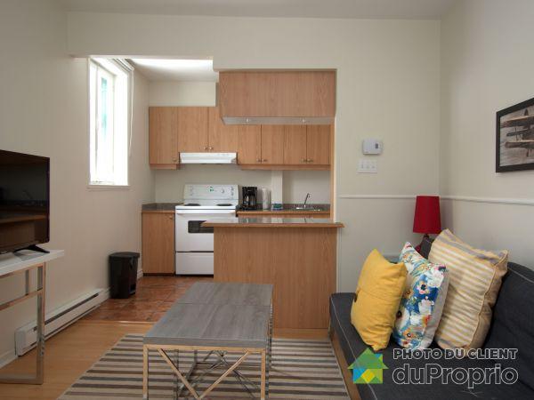 4-509 Grande Allée, Vieux-Québec for rent