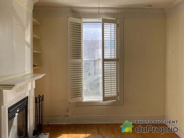 4815 rue de Mentana, Le Plateau-Mont-Royal for rent