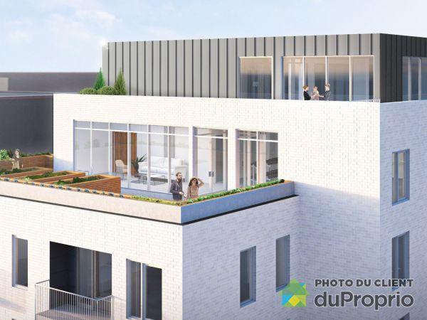 8325 avenue Christophe-Colomb - Octave Villeray - unité 220, Villeray / St-Michel / Parc-Extension for rent