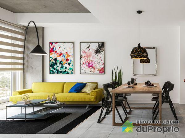 Espace Montmorency (Yimby) 2 ½ - Par Groupe Sélection, Laval-des-Rapides for rent