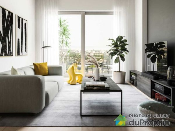 Espace Montmorency (Hoop) 4 ½ - Par Groupe Sélection, Laval-des-Rapides for rent