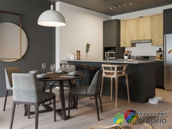 Espace Montmorency (Hoop) 3 ½ - Par Groupe Sélection, Laval-des-Rapides for rent