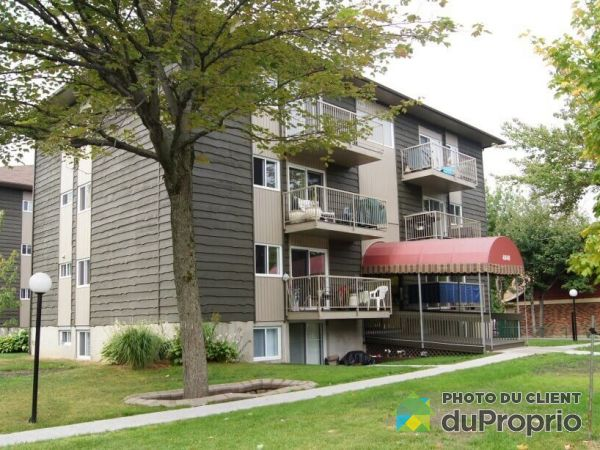 Apartment - 2-4034 Rue du Confluent, Charny for rent